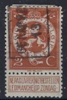 PELLENS Cijfer Nr. 109 Voorafgestempeld Nr. 2213A  GENAPPE 13 ; Staat Zie Scan ! Inzet Aan 10 €  ! - Roller Precancels 1910-19
