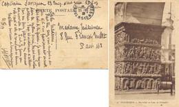 GUERRE 14-18 SALONIQUE TRESOR ET POSTES * 510 * Du 21-10-17 – CAPITAINE SAVIGNON 2e Brigade D'Artilleur - WW I
