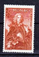 Monaco  191 Princes Jacques 1er Neuf Avec Trace De Charnière Légère * TB MH CoN CHARNELA  Cote 36 - Unused Stamps
