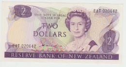 New Zealand 2 Dollar 1981-85 Pick 170 UNC - New Zealand