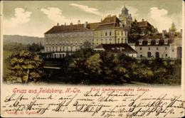 CPA Feldsberg Niederösterreich, Fürstl. Liechtensteinisches Schloss - Other