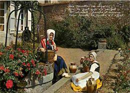 Folklore - Costumes - Morvan - Groupe Folklorique Les Galvachers Du Morvan - CPM - Voir Scans Recto-Verso - Costumes
