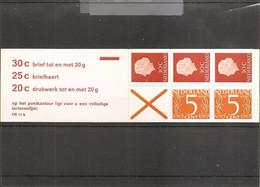 Pays-Bas ( Carnet 611C ( II) XXX -MNH) - Postzegelboekjes En Roltandingzegels