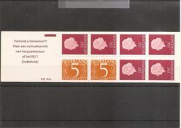 Pays-Bas ( Carnet 611c (I ) XXX -MNH) - Postzegelboekjes En Roltandingzegels