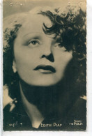 SPECTACLE - VARIETES - CHANSON  : Edith PIAF - Entertainers