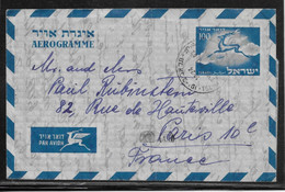 Israël - Entiers Postaux - Covers & Documents