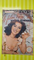 Viviane ROMANCE / LE FILM VECU N° 7 / CINEMONDE 1950 - Cinéma/Télévision