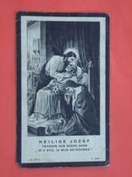 Leopold Gouwy - Versavel - Carlier Geboren Te Zuydschote 1870 Overleden Te Wytschaete - Wijtschate 1934  (2scans) - Religion & Esotericism