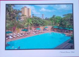 Serena Hotel, Nairobi, Kenya - Kenia