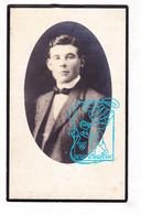 DP Foto - Felix Huys / Lanckriet 26j. ° Wingene 1901 † Wildenburg 1927 - Images Religieuses