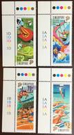 Singapore 1996 Olympic Games MNH - Singapore (1959-...)