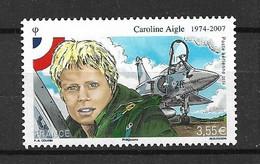 "FRANCE  2014   Aérien   N° 78    "" Hommage à Caroline Aigle ""         NEUF - 1960-.... Mint/hinged"