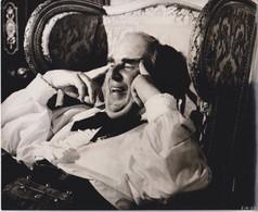 Robert Morley As Duke Of Argyll  SINFUL DAVEY 1969 +-20.5*25cm JOHN HUSTON FILM DIRECTOR CINEMA - Beroemde Personen