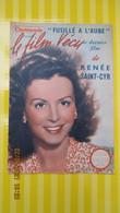 Renée SAINT-CYR / LE FILM VECU N° 25 / CINEMONDE 1950 - Cinéma/Télévision