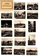 Pochette De 16  Photos Originales Hamburg Sous Le III Reich - Hamburg 16 Der Schönsten Original-aufnahmen In Echter Foto - Albums & Collections