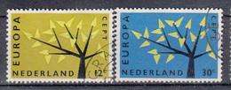 EUROPA - CEPT - Michel - 1962 - NEDERLAND - Nr 782/83 - Gest/Obl/Us - 1962