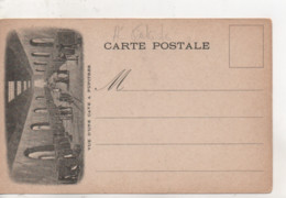 Cpa.Publicité.Maison Léon Chandon Champagne.Reims.Hôtel De Ville.vue D'une Cave à Pupitres - Pubblicitari