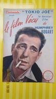 Humphrey BOGART / LE FILM VECU N° 26 / CINEMONDE 1950 - Cinéma/Télévision