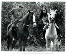 Elizabeth Taylor And Brian Keith REFLECTIONS IN A GOLDEN EYE 1967 +-20*25.5cm JOHN HUSTON FILM DIRECTOR CINEMA - Beroemde Personen