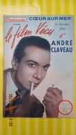 André CLAVEAU / LE FILM VECU N° 28 / CINEMONDE 1951 - Cinéma/Télévision