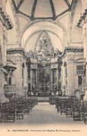 25 - Besançon - Intérieur De L'Eglise St-François-Xavier - Besancon