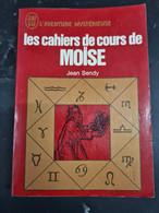 Les Cahiers De Cours De Moise Jean Sendy +++BE+++ LIVRAISON GRATUITE+++ - Esotérisme
