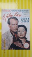 Gary COOPER / LE FILM VECU N° 40 / CINEMONDE 1951 - Cinéma/Télévision