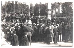 Paris 5 Cpa Bromure Défilé 14 Juillet 1919 Troupes Diverses  Arc Triomphe état Superbe - Arc De Triomphe