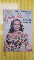 Giselle PASCAL / LE FILM VECU N° 41 / CINEMONDE 1951 - Cinéma/Télévision