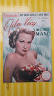 Virginia MAYO / LE FILM VECU N° 43 / CINEMONDE 1951 - Cinéma/Télévision