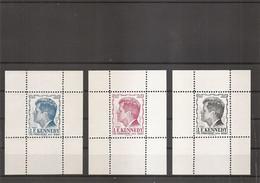 Kennedy ( 3 BF Spéciaux Privés XXX -MNH - D'Allemagne De 1963) - Kennedy (John F.)