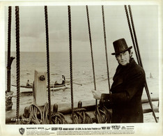 Gregory Peck As Captain Ahab In MOBY DICK 1956 +-20*25.5cm JOHN HUSTON FILM DIRECTOR CINEMA - Beroemde Personen