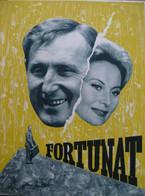 Présentation Du Film Fortunate Avec Bourvil Et Michel Morgan ,Gaby Morlay - Magazines