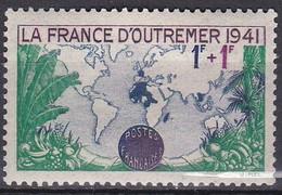 France 1941 T U C YT 502-503-504 Neufs - Ungebraucht