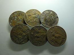 Portugal Lot 8 Coins 50 Centavos 1926 Bad Grade - Alla Rinfusa - Monete