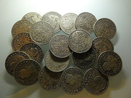 Portuguese S. Tomé E Príncipe Lot 20 Coins 20 Centavos 1929 Bad Grade - Alla Rinfusa - Monete