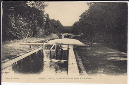 ILLE Et VILAINE - HEDE - Le Canal D'Ille Et Rance à La Parfrère - Other Municipalities