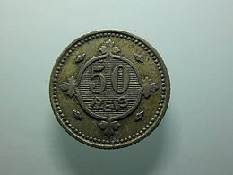 Portugal 50 Reis 1900 - Portugal