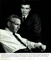 Paul Newman As Joseph Rearden THE MACKINTOSH MAN 1973  +-19.5*24cm JOHN HUSTON FILM DIRECTOR CINEMA - Beroemde Personen