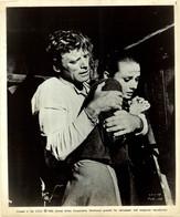 Audrey Hepburn As Rachel And Burt Lancaster As Ben THE UNFORGIVEN 1960  +-20.5*25.5cm JOHN HUSTON FILM DIRECTOR CINEMA - Beroemde Personen