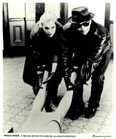 Jack Nicholson And Kathleen Turner    PRIZZI'S HONOR 1985  +-20.5*25.5cm JOHN HUSTON FILM DIRECTOR CINEMA - Beroemde Personen