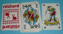 Rare Jeu De 32 Cartes + 1 Joker, Le Guide Du Routard - Other