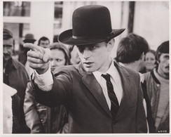 Brad Dourif As Hazel Motes  WISE BLOOD 1979 +-20.5*25.5cm JOHN HUSTON FILM DIRECTOR CINEMA - Beroemde Personen