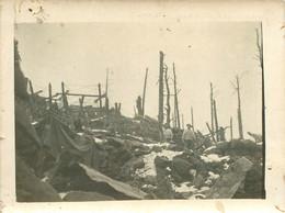170621 - PHOTO Guerre 14 18 WW1 Poilu Tranchée Du Barren Kapf ALSACE 1915 1916 - Guerre 1914-18