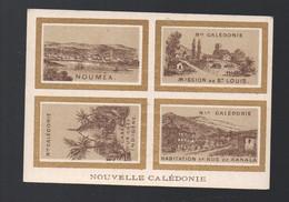 Lille (59 Nord)  Chromo AU SOULIER D'OR : Vue Multiple NOUVELLE CALEDONIE (PPP29765) - Otros