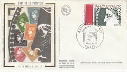 FDC 1975 ARPHILA - 1970-1979