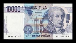 Italia Italy 10000 Lire Alessandro Volta 1984 Pick 112c SC UNC - 10000 Lire