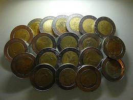 Italy Lot 20 Coins 500 Lire - Alla Rinfusa - Monete
