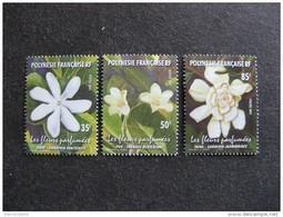 Polynésie: TB Série N° 652 Au N° 654 ,neufs XX . - Nuovi