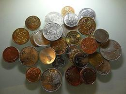 World Lot 31 Coins BU - Alla Rinfusa - Monete